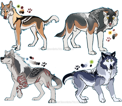 WoLF: Extant Na''emmai Auditions by DasChocolate