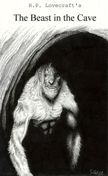 The Beast in the Cave by Sch1itzie