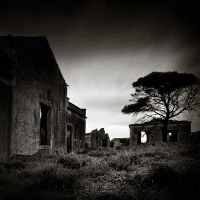Abandoned Village by kpavlis