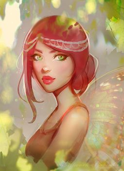 Fairy by gabbyd70
