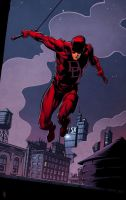 Daredevil by spidermanfan2099