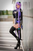 Purple Heart by fabiohazard