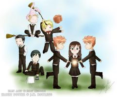 Magical Ouran by Kidori