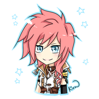 Lightning chibi by xKirara