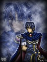 AtA- Marth Cover Art by CallistoHime