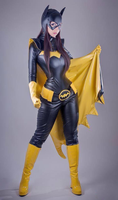 Sexiest Batgirl cosplay girl ever by HipsLie