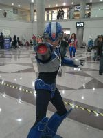 NYCC 2012: Mega Man X Cosplay by DestinyDecade