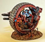 Ork Wheel O Doom Lite by billking