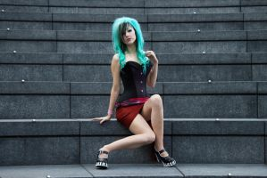 Londinium corsets stock 24 by Random-Acts-Stock