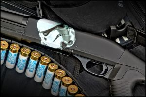 Benelli M3 Trooper90... by SWAT-Strachan