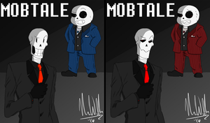 Mobtale by risaXrisa