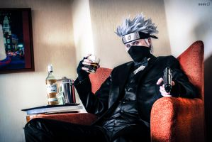 Kakashi Bond by Suki-Cosplay