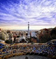 parc guell III by intels