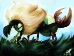 Centipeetle by dEEpdARK-Scary