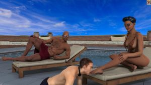 Swimming Pool Service by kirgen71