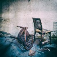 chair the second by APPELBOOM