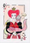 Queen of hearts gone good by idee1vision