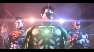 Injustice League by Rammkap