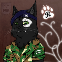 FUR Rookfeather Avatar by RooksRookery