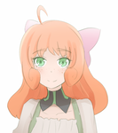 Long-Haired Penny by Hiwonoafu