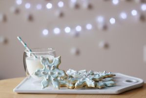 Soft Sugar Cookies by maytel
