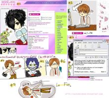 First Date - Death note fun by AlexisCobain