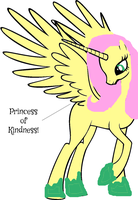 Princess of Kindness! by luckyangel03