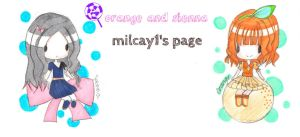 C:milcay1 by RouIettePrince