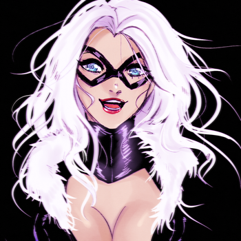 Black Cat by ryutatchi