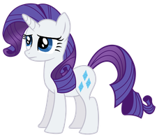 Rarity Vector by MelodyCrystel