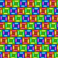 Colorful Box Pattern by Humble-Novice