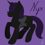 Nyx Silhoutte (From Past Sins) by Andrea-Fireheart