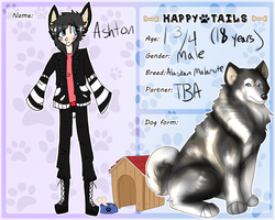 Ashton-Happy Tails App by Nine-Broken-Clocks