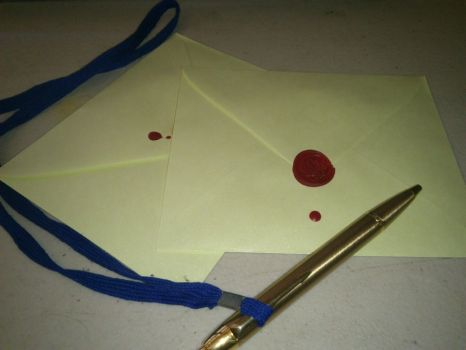 Sealed Letters by KaiHitanji