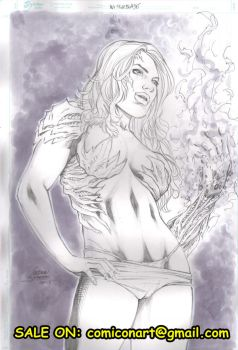 WITCHBLADE by jgledson
