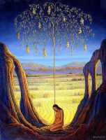 Brigid Marlin - The Baby Tree by QCC-Art