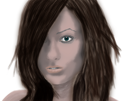 Drawing Olivia Wilde by Materialize127