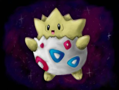 Togepi by missMien