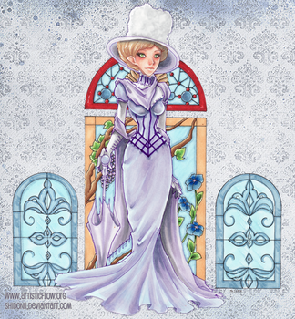 Victorian Elf by shidonii
