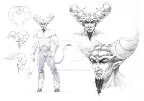 Concept Devil by esyre