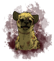 free the Hyena 2014 by red-anteater