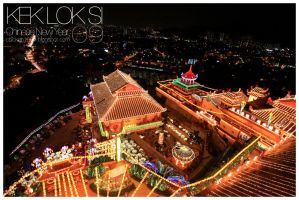 kek Lok Si Temple 6 by Seanleedesign