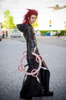 Axel - Finished cosplay by TheCarebearFag