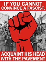 Anti-Fascist Fighter by Party9999999