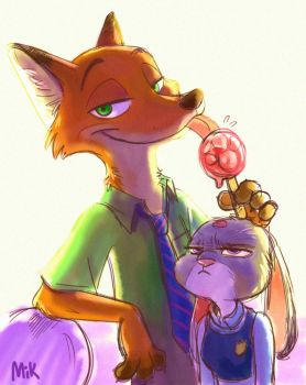 Zootopia! by mikmix