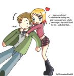 James and Maria SD from SH2 by NekomimiPink90