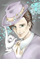 The Doctor -mad hatter?- by SpigaRose