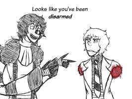 Disarmed by ms7923