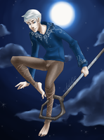 Happy Holidays From Jack Frost by uberchicken