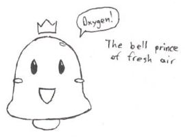 The Bell Prince of Fresh Air by GlassMan-RV